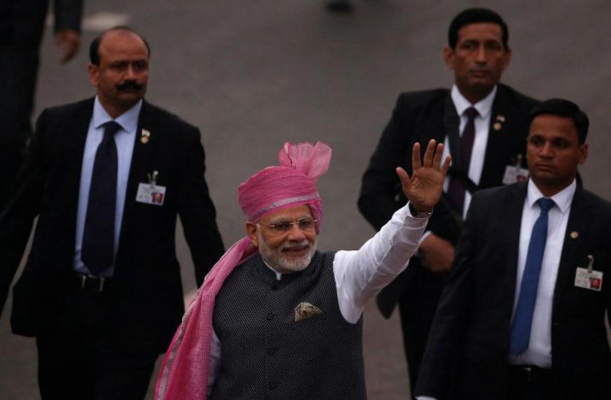 Modi faces biggest election test since 2014 landslide