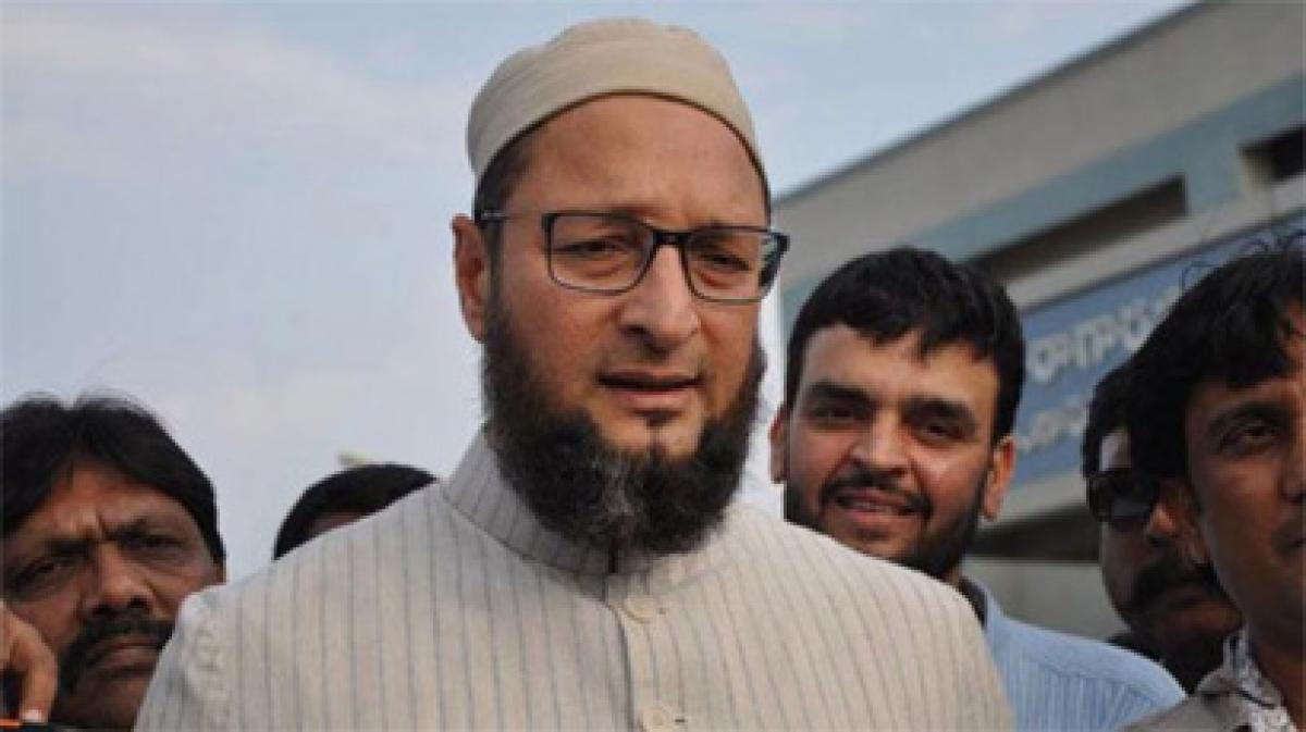 Indian Muslims have nothing to do with the ISIS: Owaisi