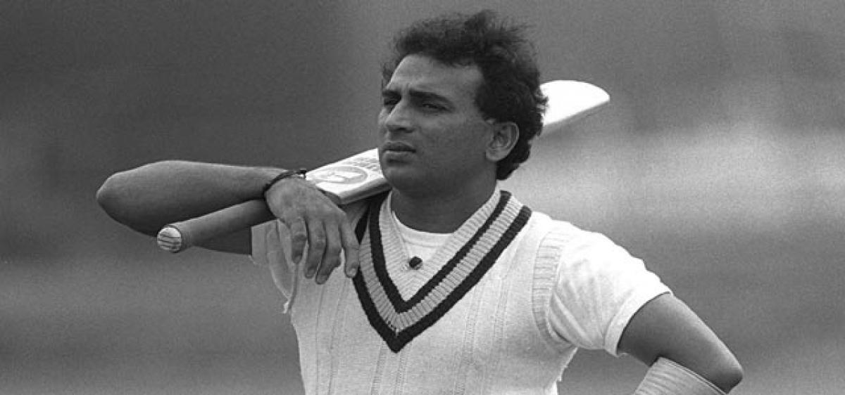 Mumbai scribes to honour Gavaskar