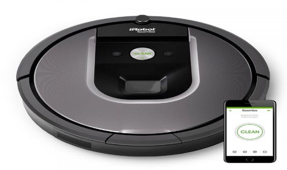 Roomba 960 vacuuming robot now in India
