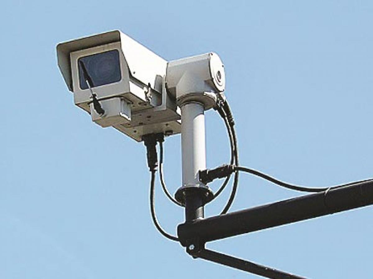 10,000 CCTVs to keep watch on city