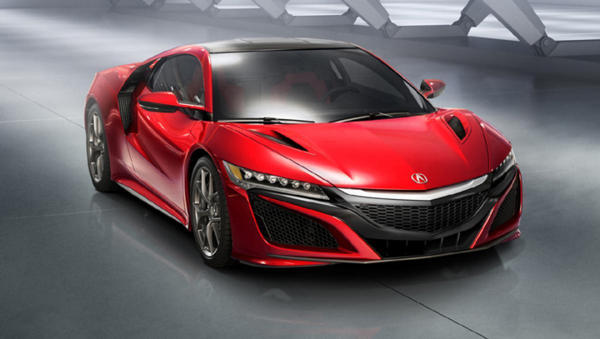 Honda to expand NSX line-up