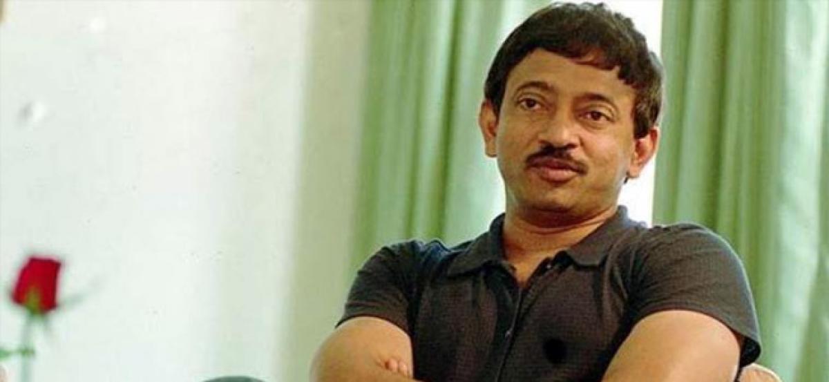 Titillate is a very relative word: Filmmaker Ram Gopal Varma