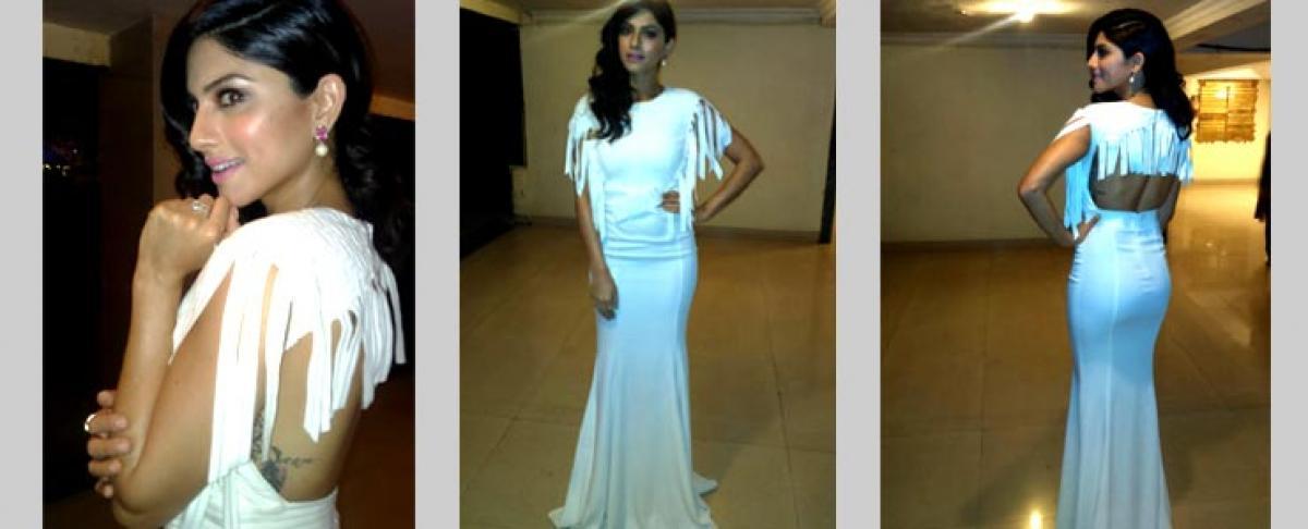 Photos: Sapna Pabbi at Filmfare awards