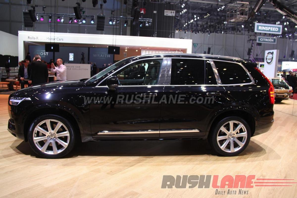 Volvo XC90 Excellence T8 specifications price in India