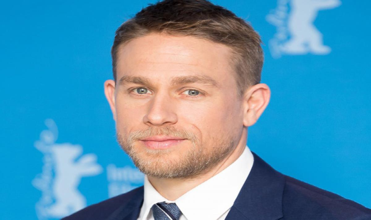 Why Charlie Hunnam didnt want to holiday