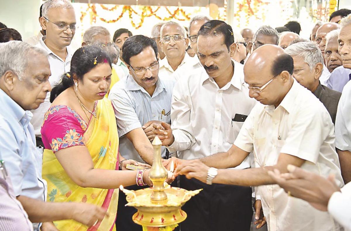 Gowthami Netralayam inaugurated in Nehrunagar