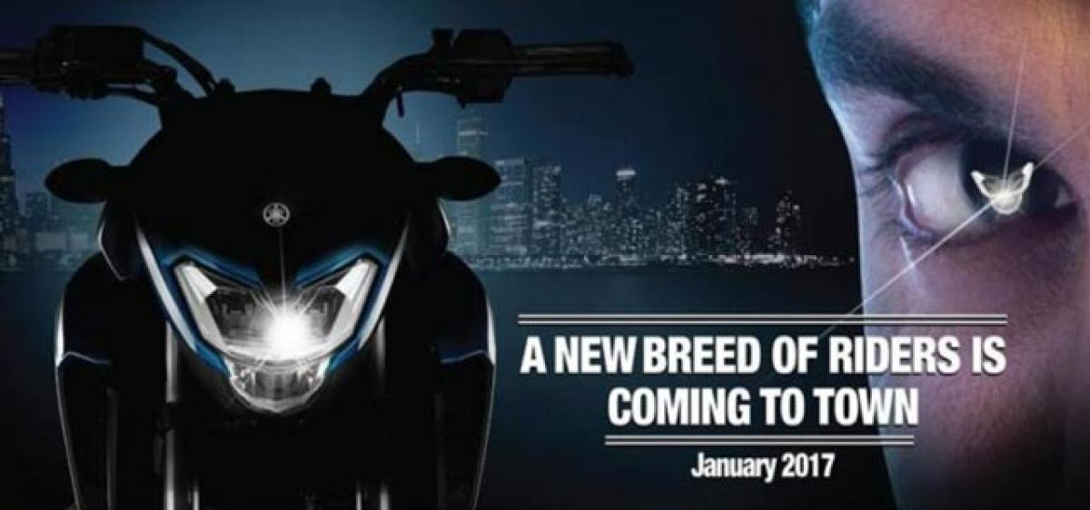 Yamaha FZ 250 teased