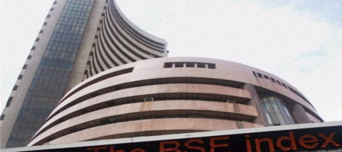Indian equities open higher on Monday morning trade