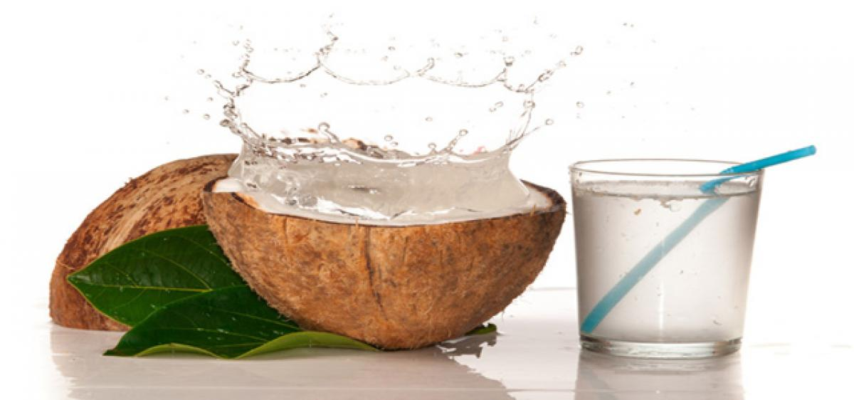 Coconut water facility launched at govt hospital