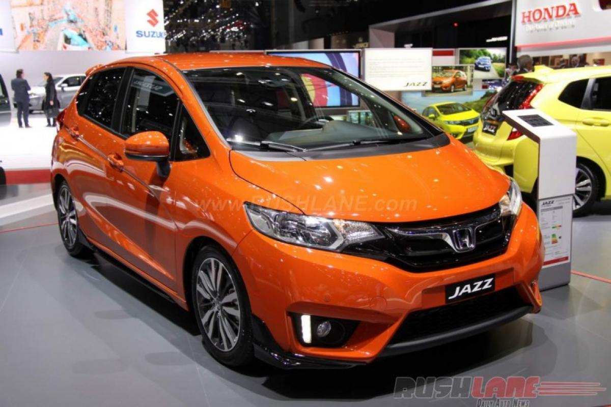 Geneva Motor Show 2016: Honda Jazz with LED DRL features Price in India