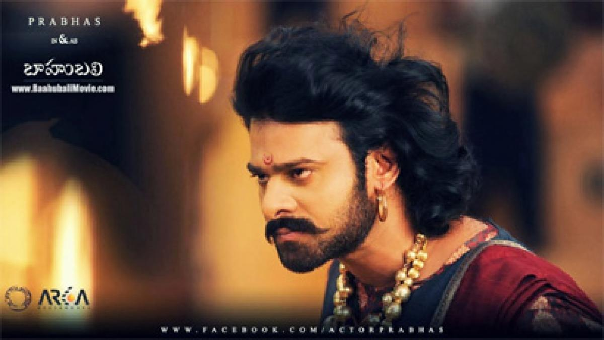 Baahubali puts another feather in Rajamoulis cap with Saturn Awards nomination
