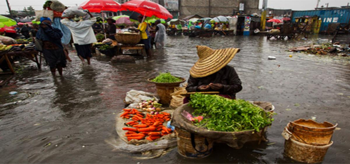 Needed: Climate-smart food system