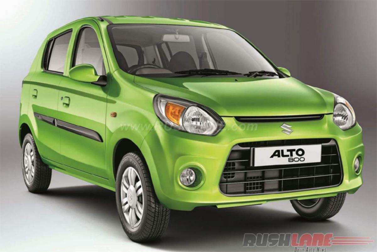 Whats the price of 2016 Maruti Suzuki Alto 800 in Sri Lanka?