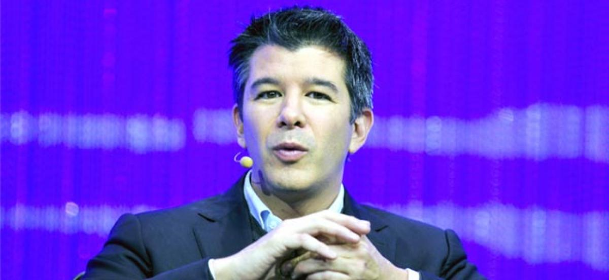 Uber CEO bows to public criticism, quits Trump advisory council