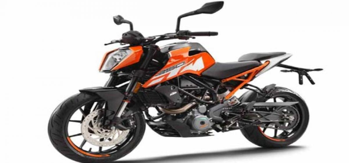 2017 KTM Duke 250 specifications revealed