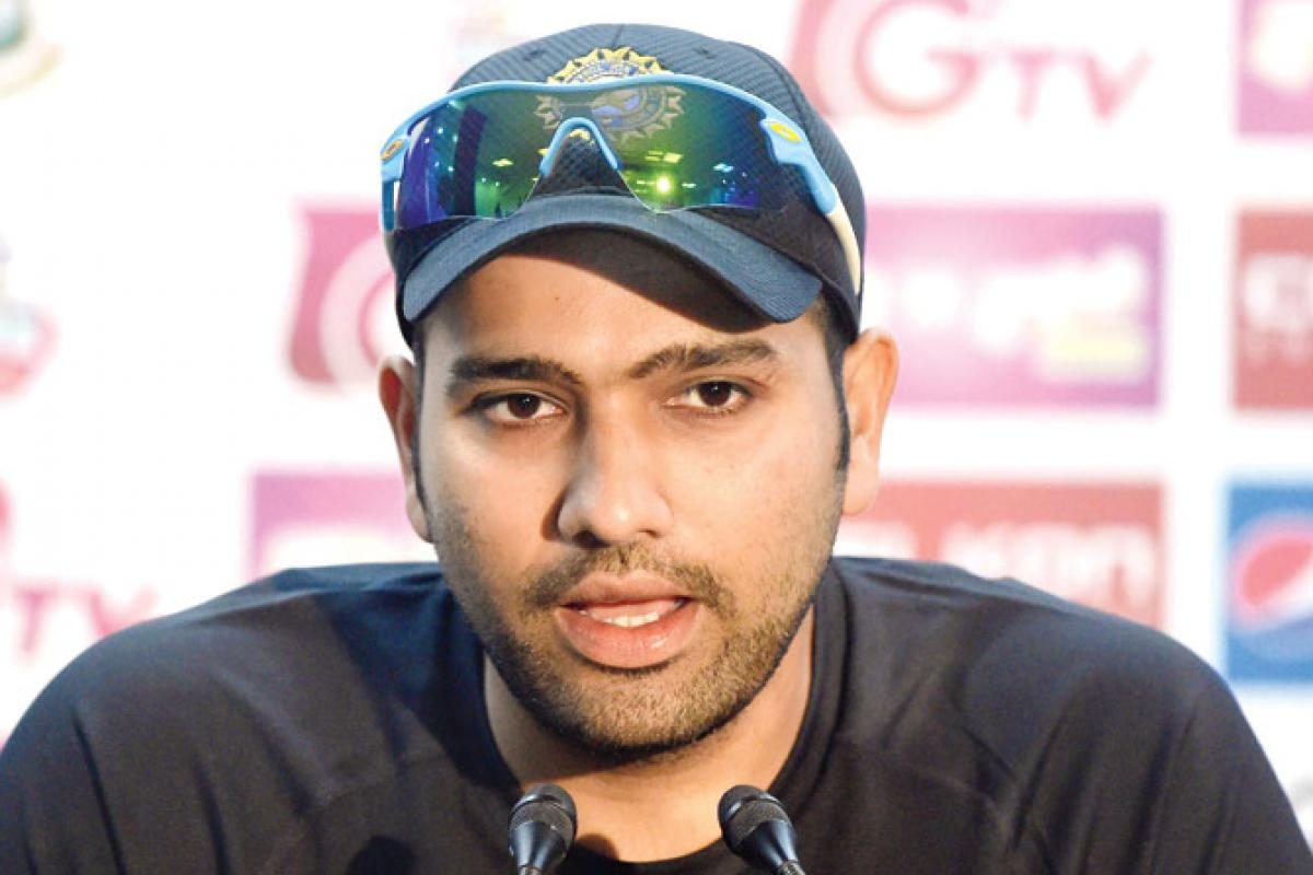 Selectors meet to choose Test squad, Rohit Sharma in focus