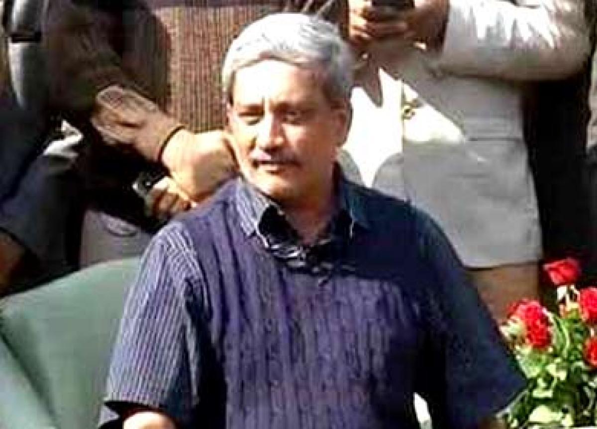 Audit will help bridge nations security infrastructure, says Parrikar