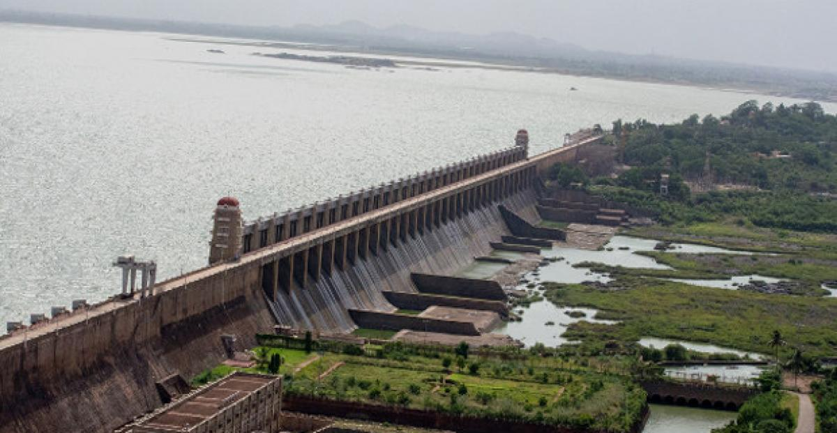 AP, Telangana had less than average water in their reservoirs in June