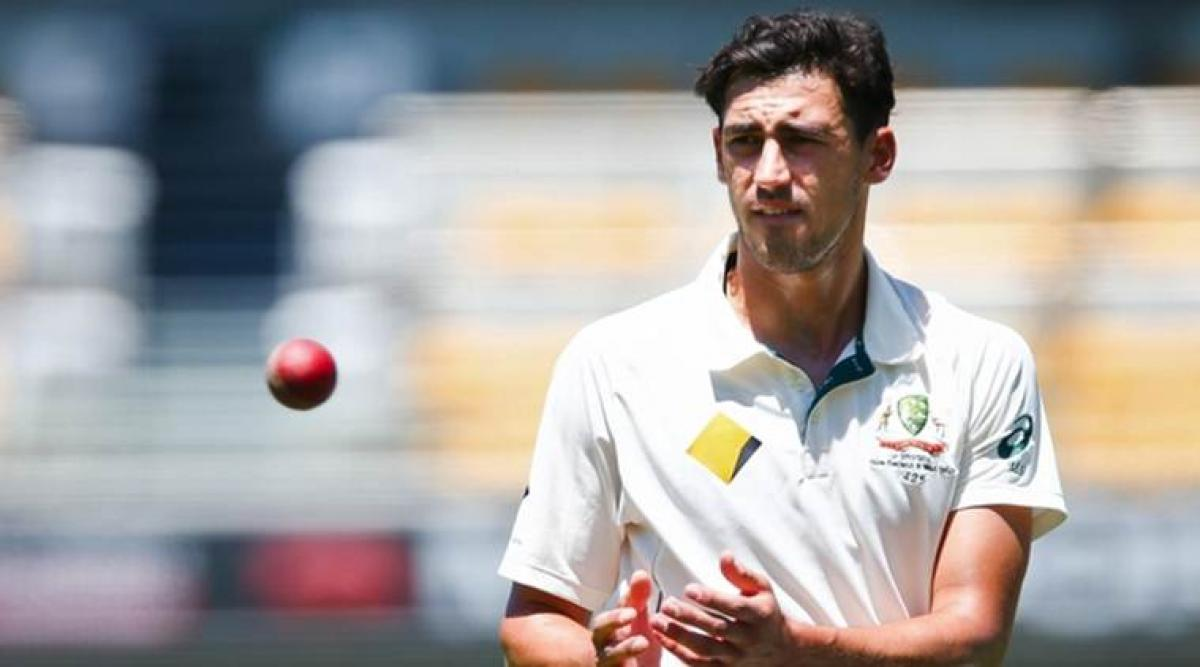 India scared of losing to Australia, says injured pacer Mitchell Starc