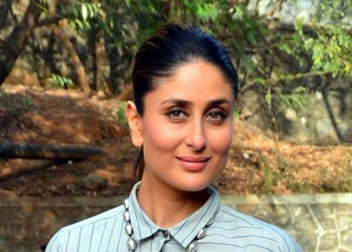 Kareena reveals why she can