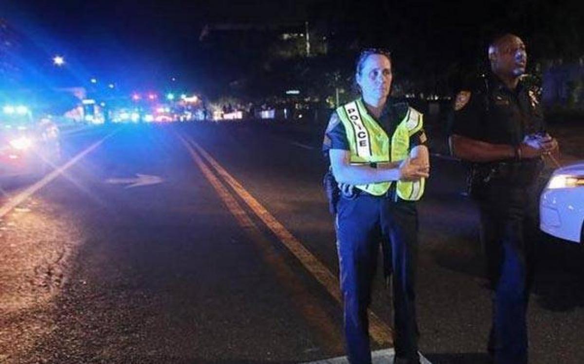 Florida man tries to burn Indian-Americans