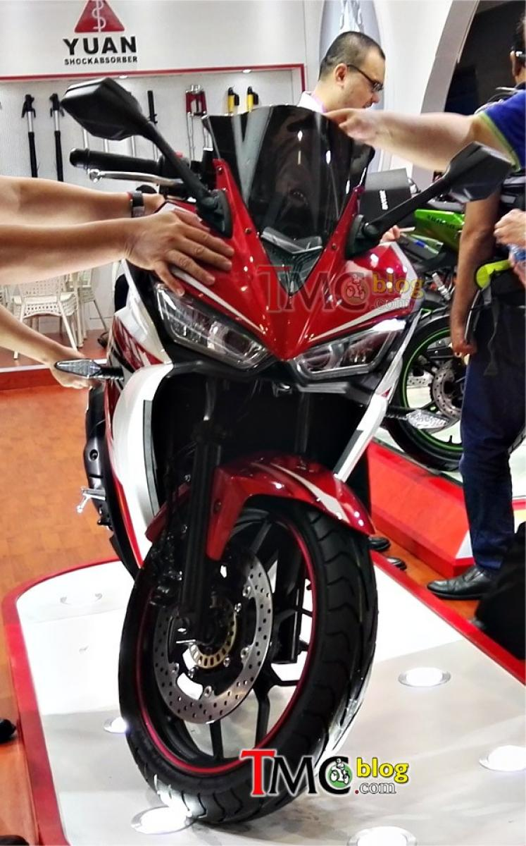 Check out: Chinese fake of Yamaha R3 specifications