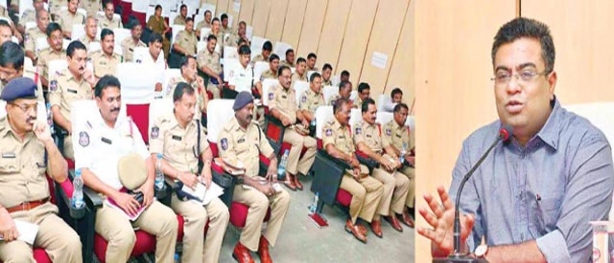 Fast Response Integrated Command Control System is for people's safety: Khammam SP