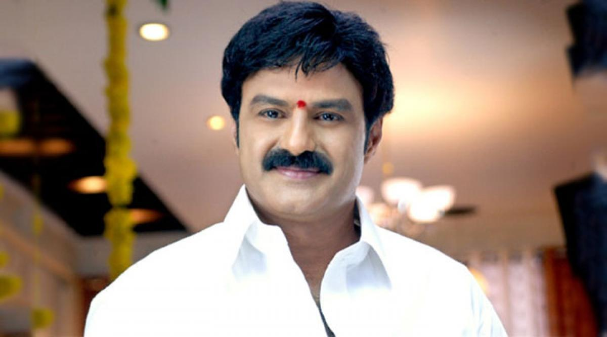 Balakrishna made me feel comfortable on sets: Gautham Kurup