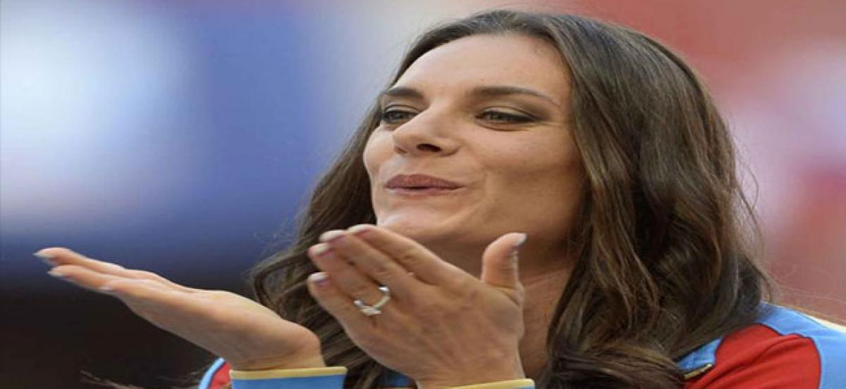 World Anti Doping Agency tells Irina to promote clean sports