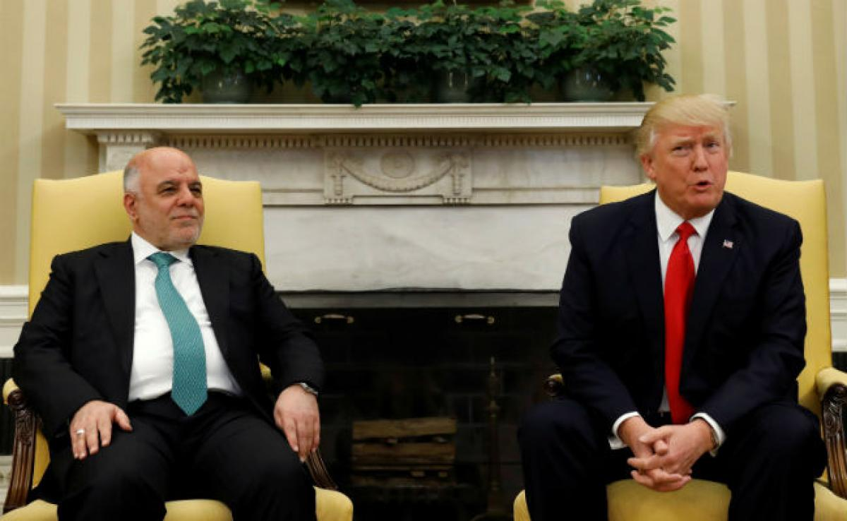 Haider Al-Abadi Thanks Donald Trump For Exempting Iraq From Travel Ban