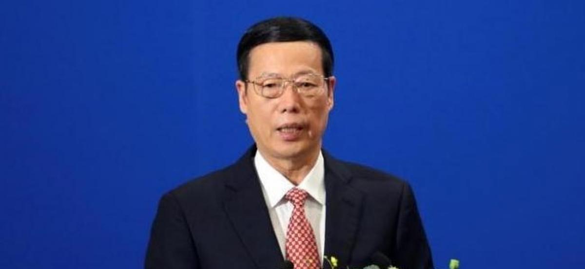 Major nations responsible for keeping world peace - China vice premier