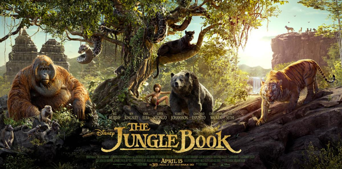 The Jungle Book rakes in Rs. 74.08 crore
