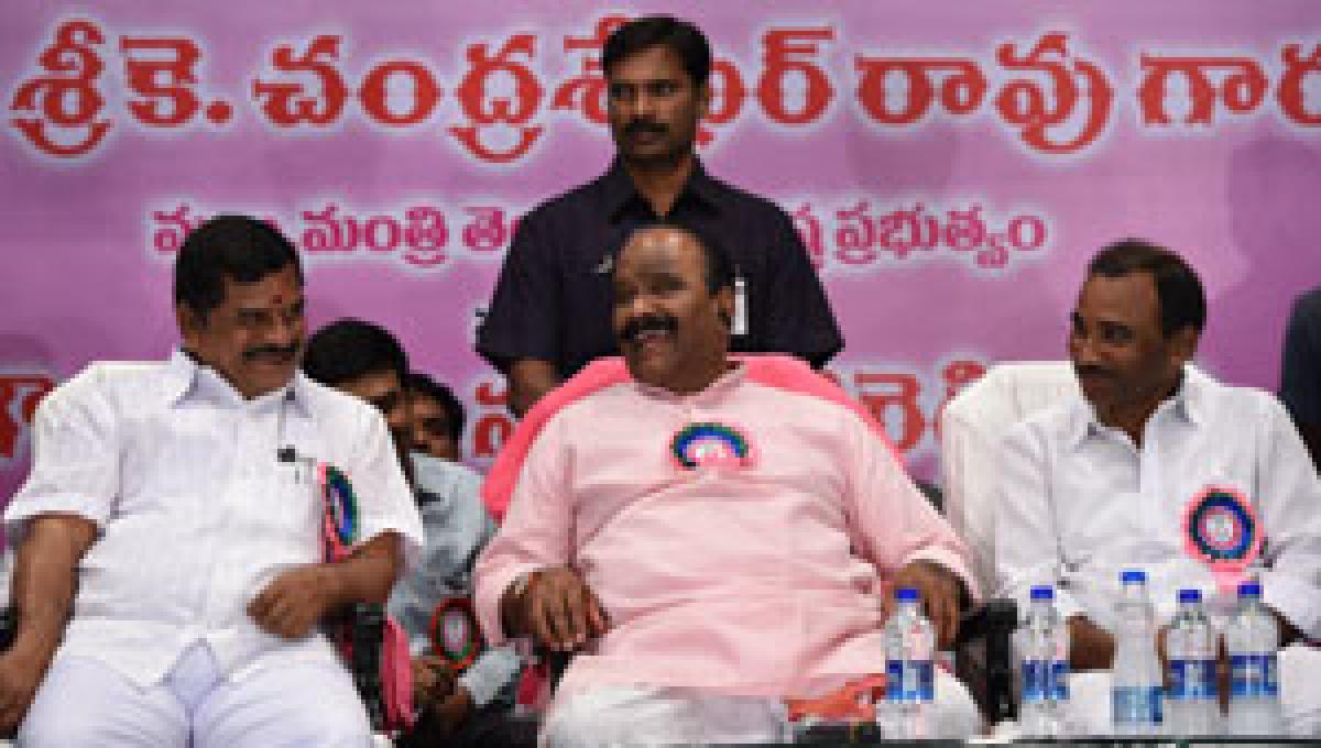 KCR a mass leader with guts: Naini