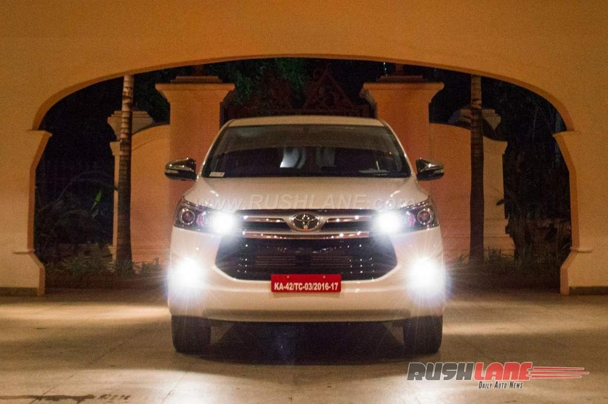 Wow! Toyota Innova Crysta crowned best selling MPV in India