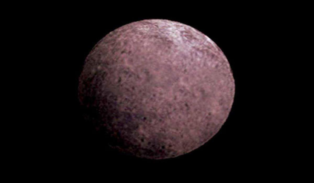 Astronomers find moon around third largest dwarf planet