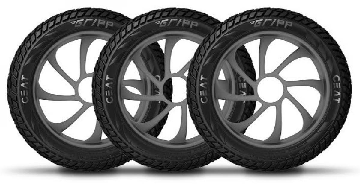 CEAT launches Pro Gripp tyres for Raid de Himalaya 2015