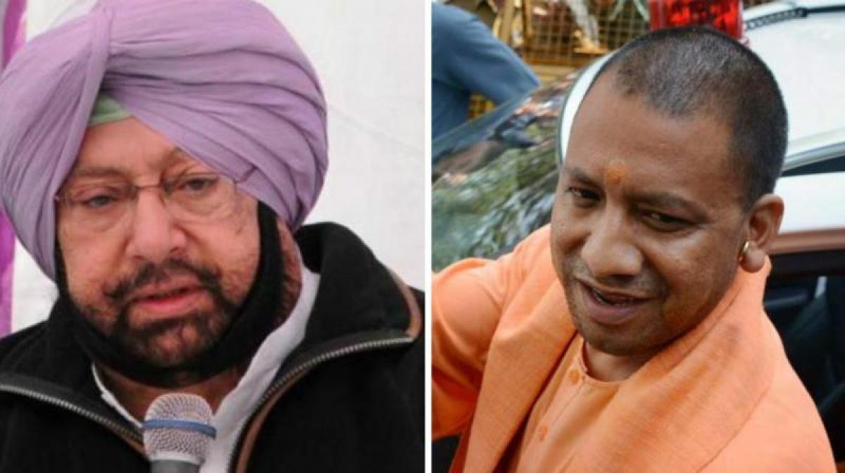 Adityanaths Lok Sabha attendance is 77 per cent, Amarinders 6 per cent