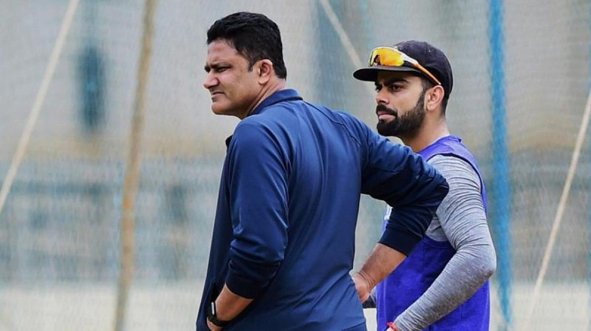 BCCI officials to broker peace between Kohli and Kumble