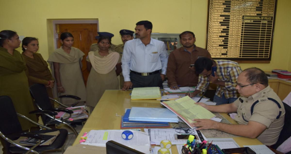 Dial Your CP programme held