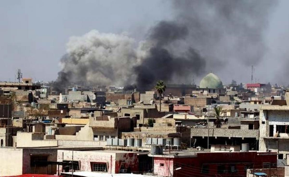 Mosul Clashes: At Least 61 Bodies Recovered After Building Collapse