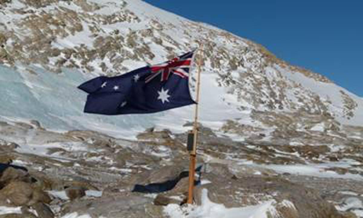 Australia risks losing its share of Antarctica