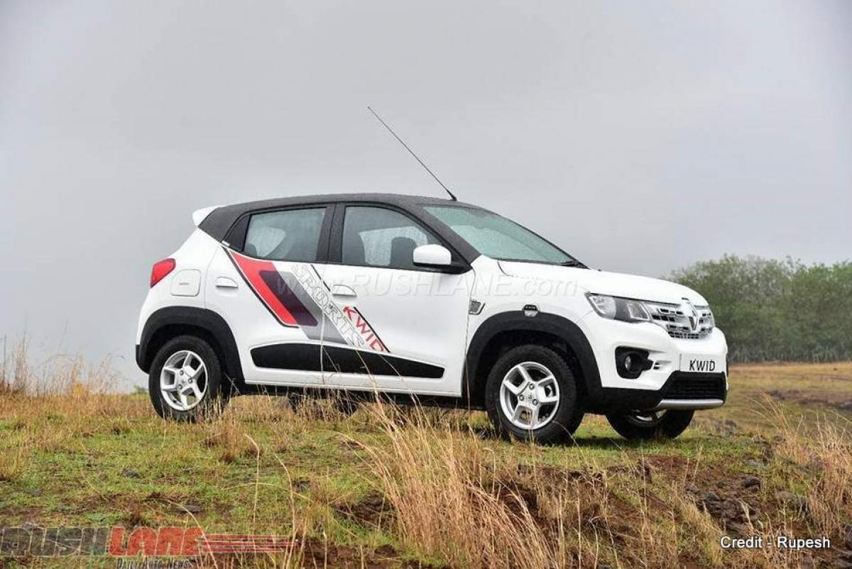 Kwid sells like hot cakes, makes India top 10 markets for Renault