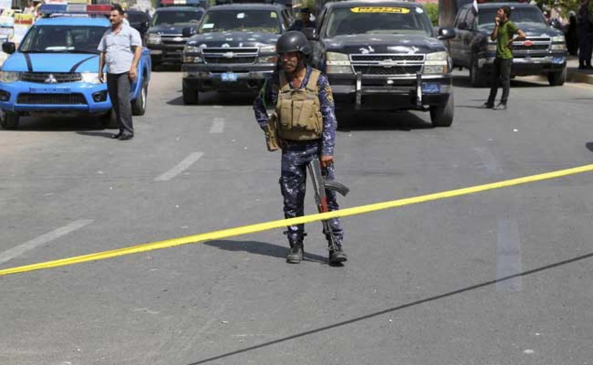 Suicide Truck Bomber Kills At Least 15 In Iraq: Report