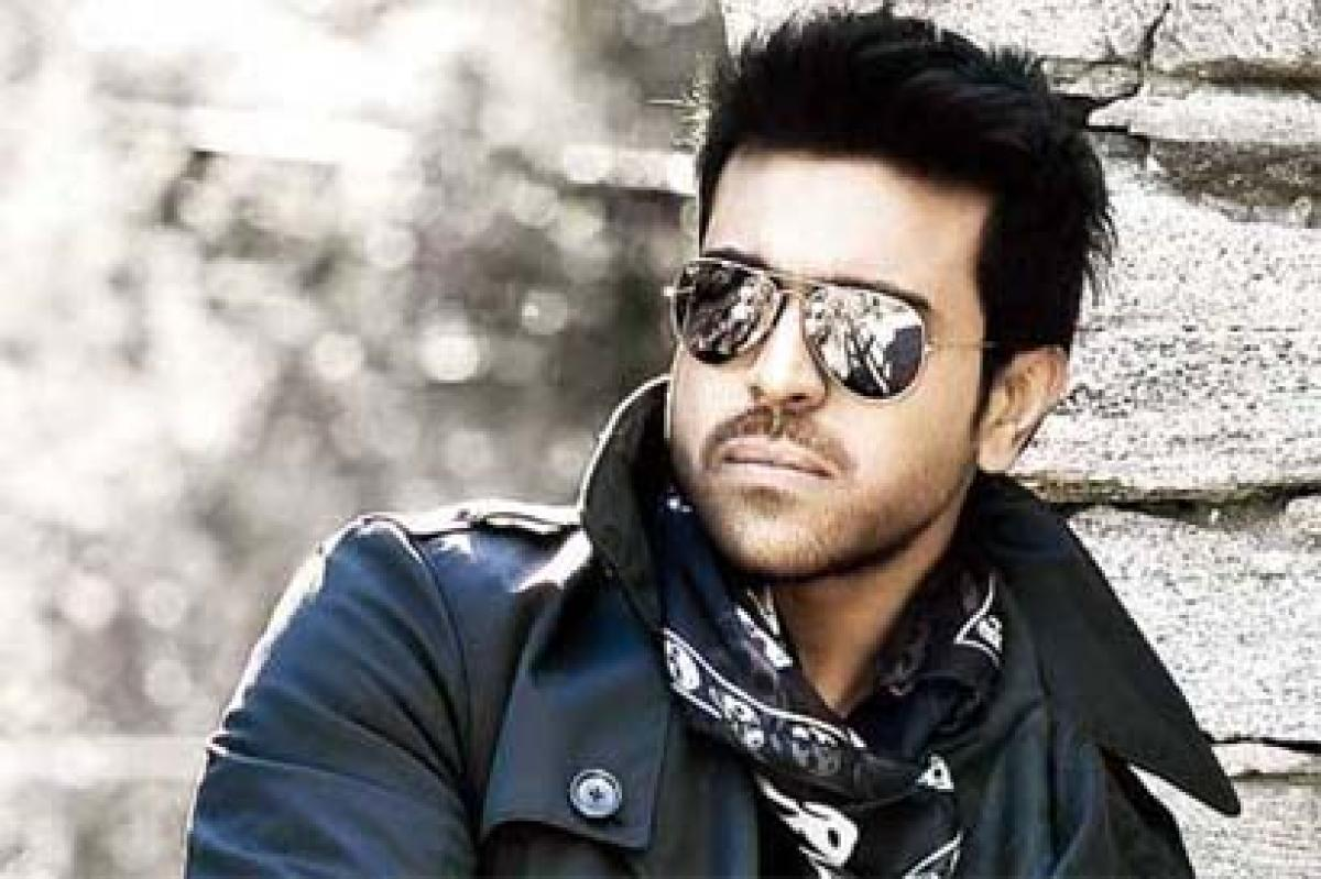 Ram Charan to build luxury mansion in India