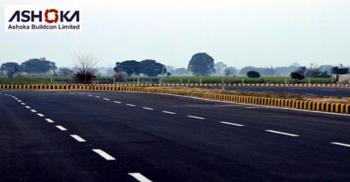 Ashoka Buildcon bags Rs.277 crore deal from NHAI