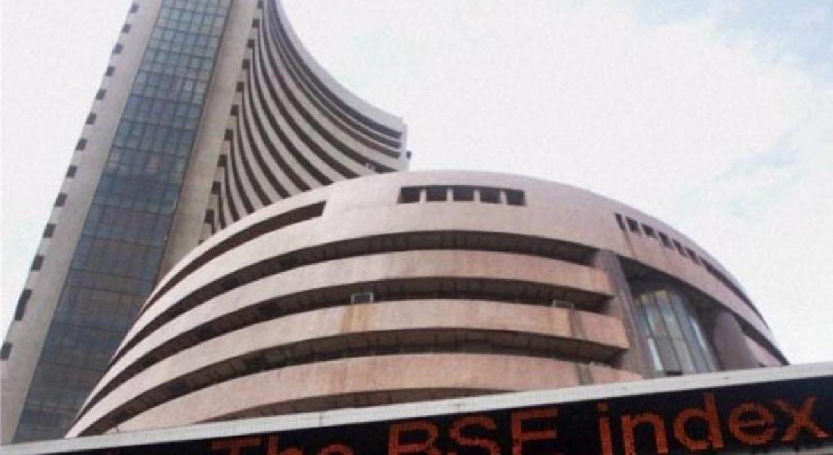 Rate easing and rupee buoy markets; Sensex up 206 points