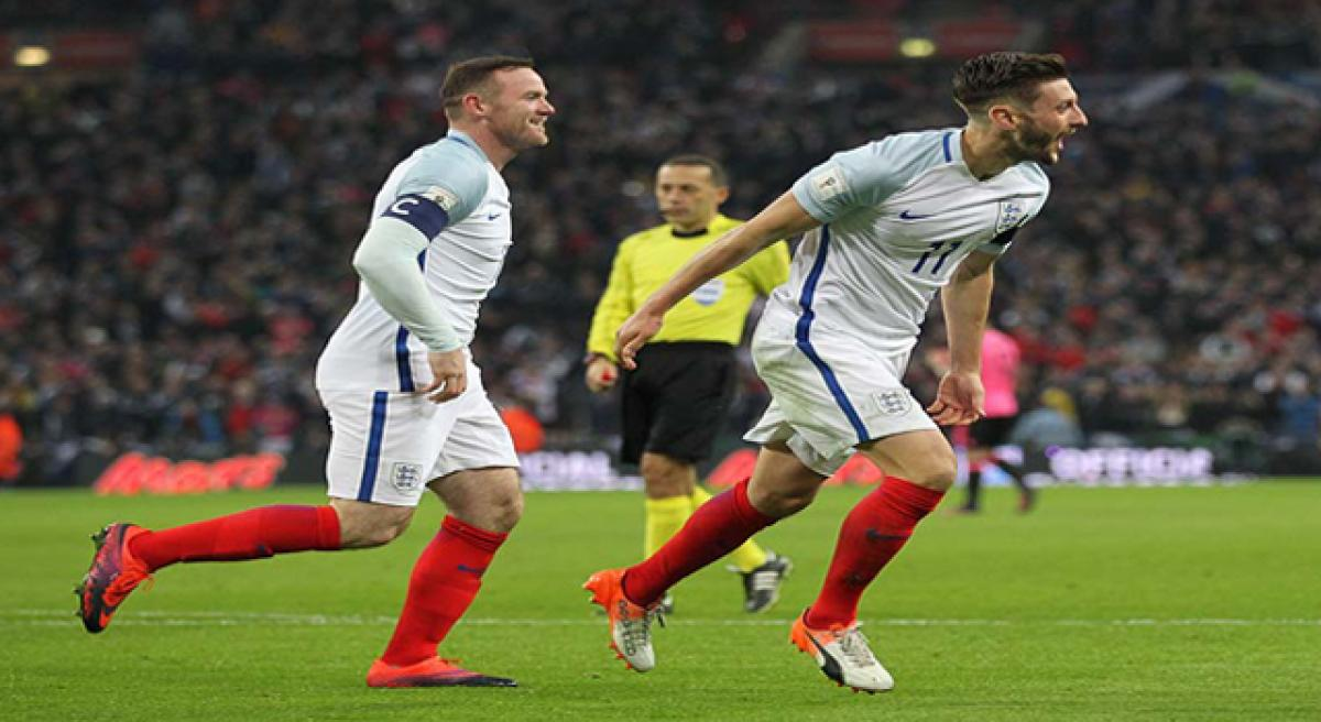 England, Germany win WC qualifiers