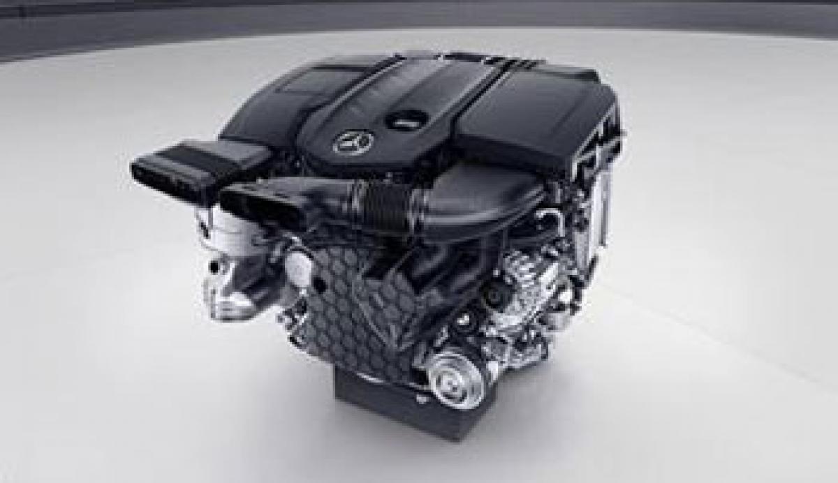 Mercedes details all-new 2.0-litre diesel engine