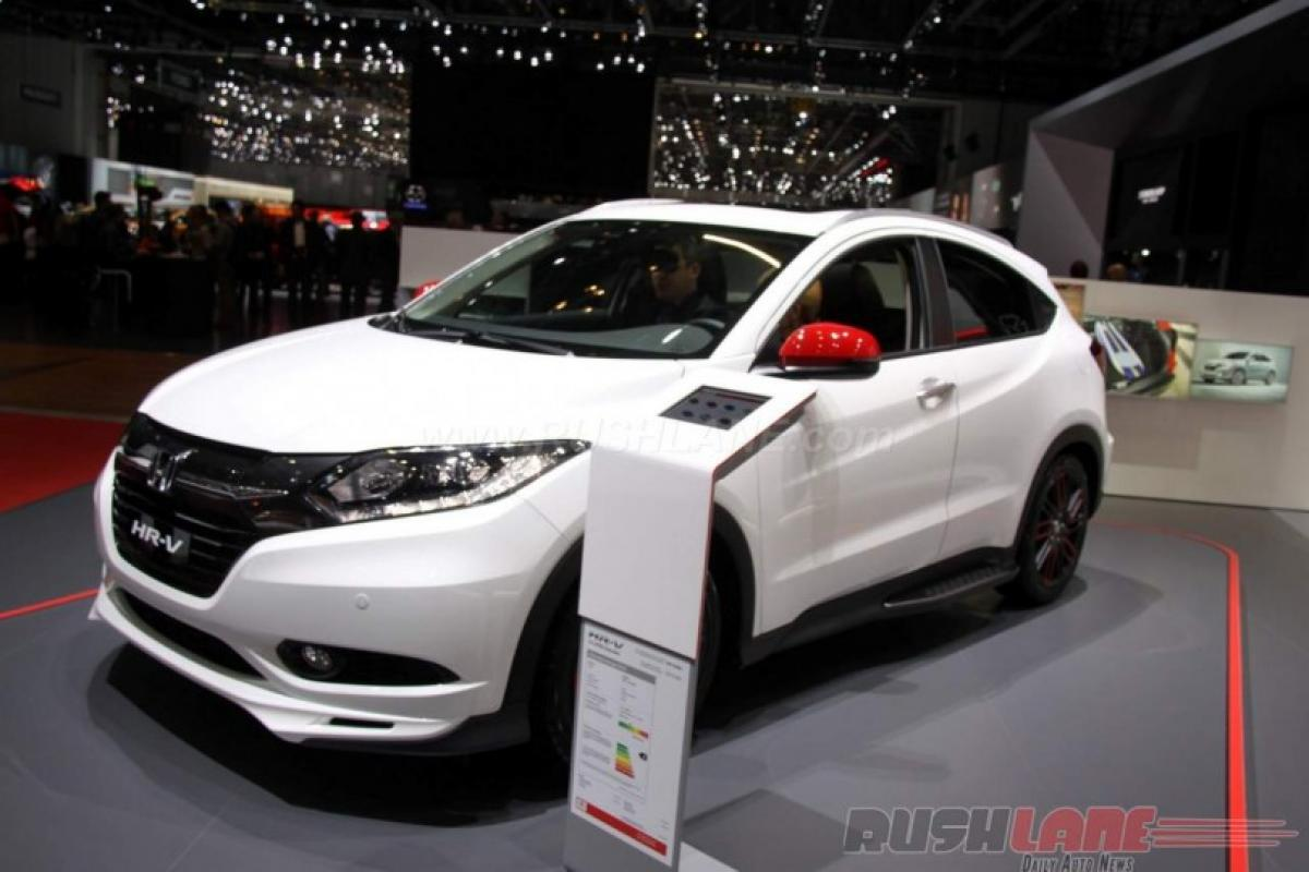 Indian car lovers may get to drive Honda HR-V